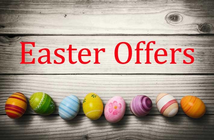 Eggciting Easter Getaway